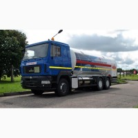 Продажа новых газовозов АЦТ-10 на шасси МАЗ