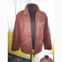 Мужская утеплённая кожаная куртка. XL. Германия. Лот 70