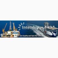 Крюинговое агентство «Intership Ltd.» работает с группами судовладельцев по всему миру