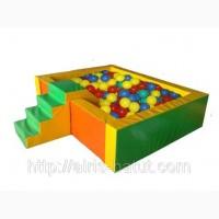Продам игровой сухой бассейн с шариками Airis