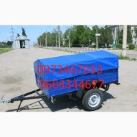 Прицеп к легковому авто Бизон c доставкой по Украине