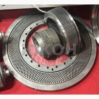 Матрица для плоскоматричного гранулятора