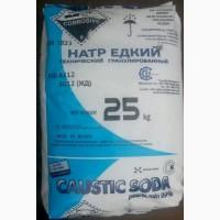 Каустическая сода(гидроксид натрия, едкий натр) гранулированная