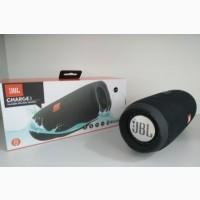 Портативная блютуз колонка JBL Charge 3 кос USB, SD, FM