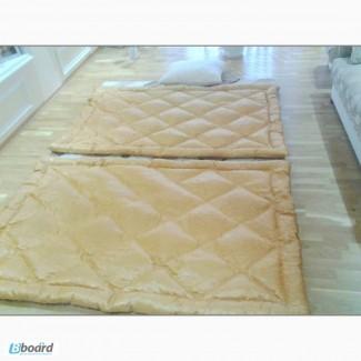 Одеяло стеганные тёплое домашнего изготовления 1, 40х2 м