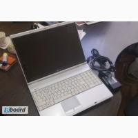Нерабочий ноутбук LG E500 на запчасти