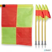 Флаги угловые для футбольного поля