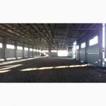 Купити гаражі, ангари, склади. Проектування, виготовлення, монтаж