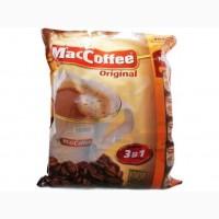 MacCoffee 3в1 Original 50 пакетиков(банка)