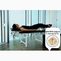 Массажная кровать Грэвитрин для массажа спины купить для позвоночника