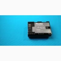 Аккумулятор phottix titan lp-e6 1600 mAh LP-E6N EOS 5D II 5DIII 5DIV