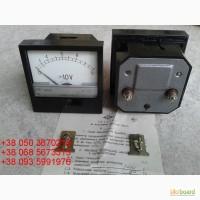 Продам со склада вольтметры щитовые Э8025 (Э-8025, Э 8025) на 100В 120шт