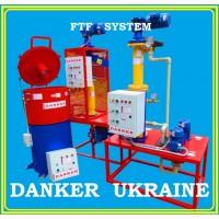 Лінія фільтрації рослинної олії Данкер