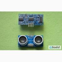 Дальномер ультразвуковой датчик HC-SR04 Arduino