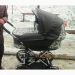Продам коляску emmaljunga edge duo combi шасси sport