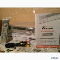 Продам новый спутниковый тюнер Eurosky DVB-3023 Super