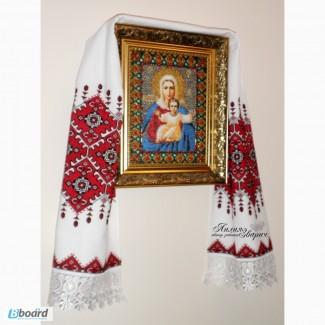 Рушник на икону Традиционный