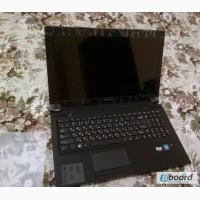 Нерабочий ноутбук Lenovo B575 на запчасти