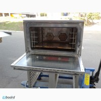 Продам конвекционную печь с паром бу Custom Heat 42HBHB
