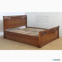 Элитная кровать из массива ясеня Кристина