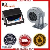 Автоматика для котла «KG Elektronik SP-05 LCD» + вентилятор «DP-02»