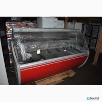 Холодильная витрина бу напольная гастрономическая от производителя Техно Холод