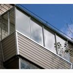 Балконы под ключ дешево