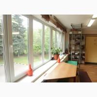 Пластиковое окно на лоджию Rehau от Дизайн Пласт