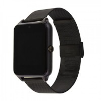 УМНЫЕ ЧАСЫ Smart Watch GT08 Metal Black