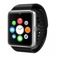 УМНЫЕ ЧАСЫ Smart Watch GT08 Metal Black