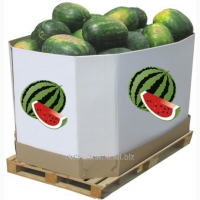 Октабины, коробка под арбуз