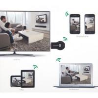 Медиаплеер Miracast AnyCast M4 Plus HDMI с встроенным Wi-Fi модулем