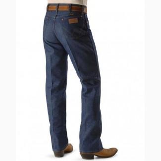 Настоящие джинсы Wrangler 13MWZ из США