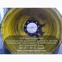 Ремонт дисков для тракторов комбайнов опрыскивателей сеялок