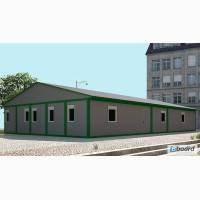 Модульные здания, быстровозводимые здания, здания из блок-модулей