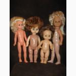 Куколки раритетные из ссср