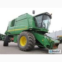 Купить зерноуборочный комбайн JOHN DEERE T660 в Украине