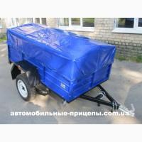 Автомобильный прицеп «Лидер» Киевский