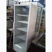 Шкаф холодильный б/у со стеклянными дверьми Атлант
