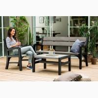 Садовая мебель Montero Triple Seat Bench