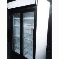 Из Европы! Холодильный шкаф бу двухстворчастый, витрина. 100см-140см