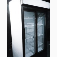 Шкаф холодильный бу витрина, Греция. 103*68*205, 700л. Гарантия