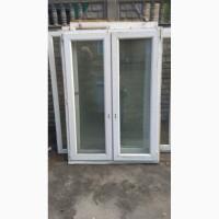 Продам б/у пластиковое окно 1190х1650