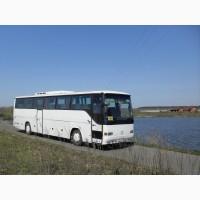 Автобусные пассажирские перевозки по Украине, Киеву
