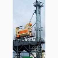 Зерноочистительные сепараторы от 5 до 300 т/час, калибровка. Выгодная цена
