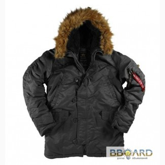Супер тёплые куртки от Alpha Industries