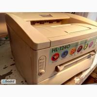 Продам принтер лазерный Brother HL-1240