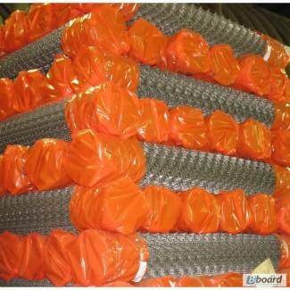Сетка рабица - от производителя, оцинкованная и черная, опт и розница