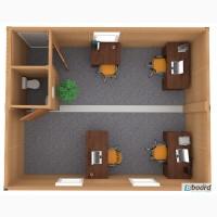 Офисные здания, офисы, мини-офисы, бытовки