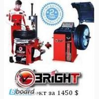 Шиномонтажный и балансировочный станок Bright - комплект за 1450$